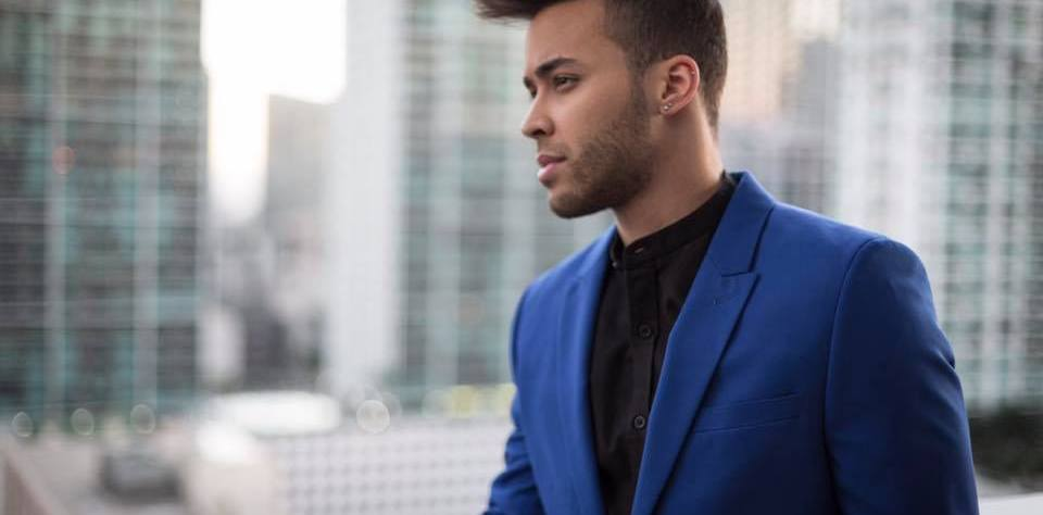 Prince Royce – THE HISTORY OF WORLD MUSIC   OFFICIAL WEB SITE