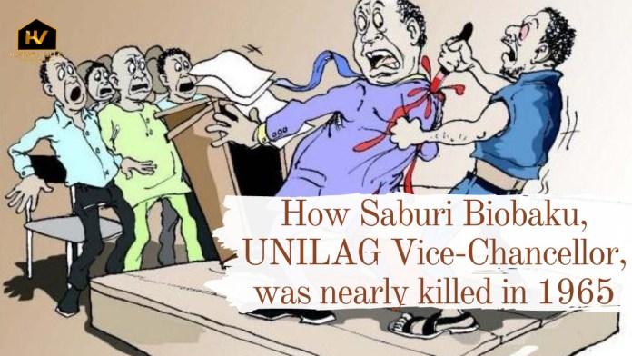 saburi-biobaku-unilag-vice-chancellor