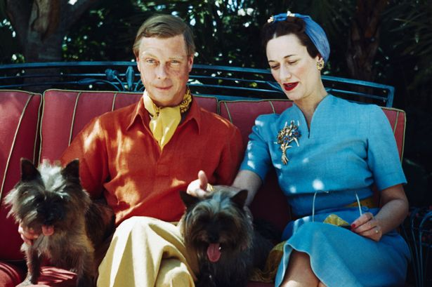 Image of Duke and Duchess of Windsor
