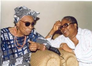 Image of Ekpo with Onyeka Onwenu