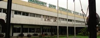 Margaret Ekpo International Airport, Calabar.