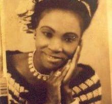 Image of Margaret Ekpo