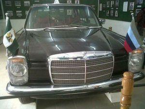 Image of Murtala Benz Car