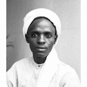 Image of young Shehu Shagari