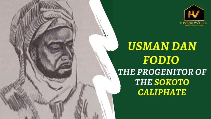Usman-dan-Fodio-Sokoto-Caliphate