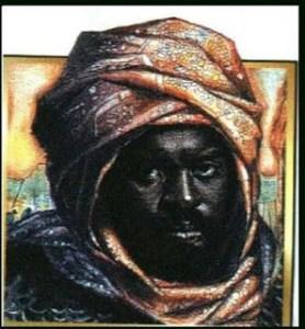 Image of Idris Alooma, the Mai of Borno