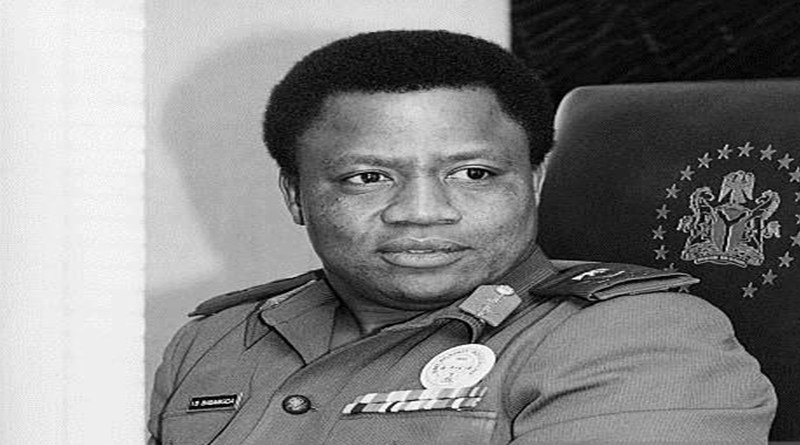 Maiden Speech of Major-General Ibrahim Babangida as Head-of-State, 1985