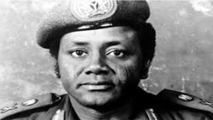 Image of General Sani Abacha