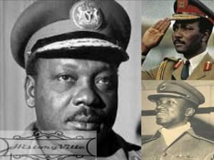 Image of July 29, Aguiyi-Ironsi, Gowon and Nzeogwu