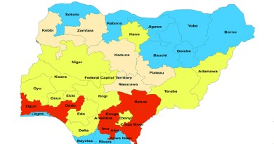 Image of Nigerian States