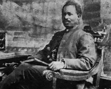 Reverend Josiah Jesse Ransome-Kuti