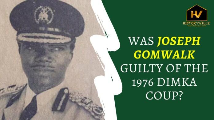 Joseph Gomwalk