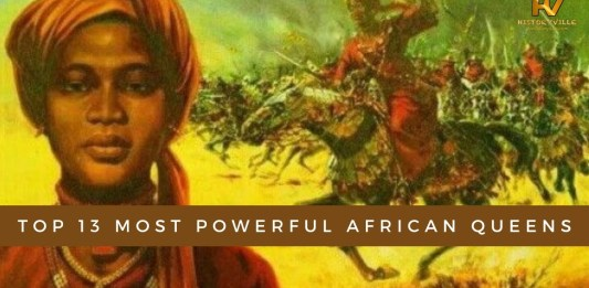 Top 13 Most Powerful African Queens