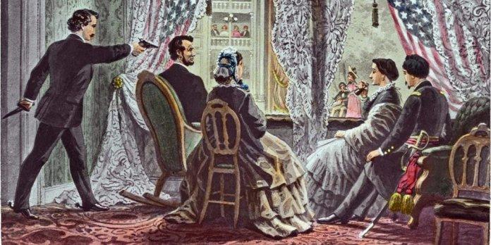 Booth kills Lincoln