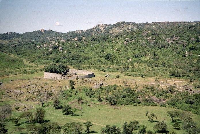 Great-Zimbabwe ruins