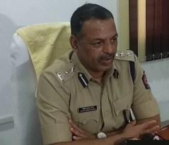 DIG Nilesh Bharne supervising rescue operation at Chamoli in Uttarakhand -  The Hitavada