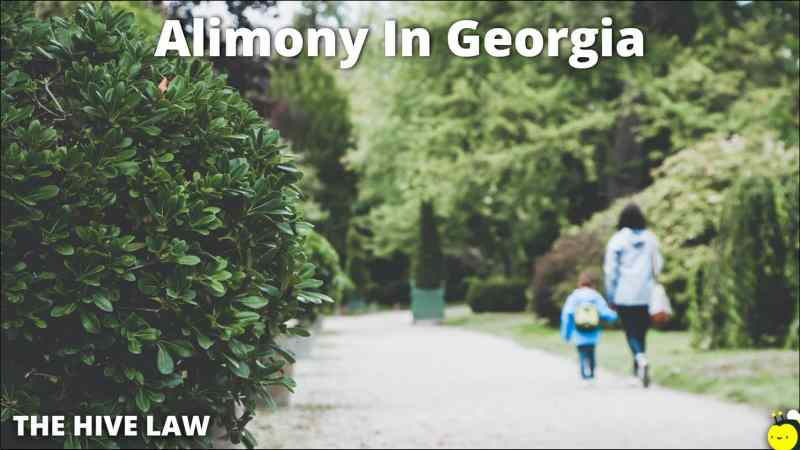 Alimony In Georgia - Divorce in Georgia Alimony - Alimony In Georgia For Adultery