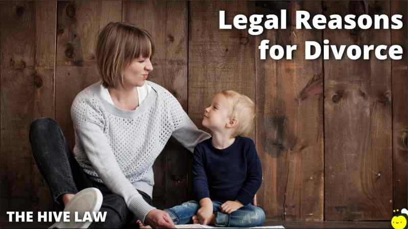Legal Reasons For Divorce - Legal Reason For Divorce - Grounds For Divorce - Tops Reasons For Divorce - Reasons For Divorce