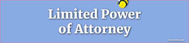 Limited Power of Attorney Georgia - What Is A Limited Power of Attorney - Power of Attorney vs Durable Power of Attorney