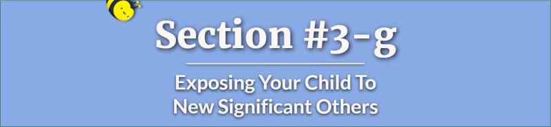 dating during custody battle - child custody and living with girlfriend - can my ex leave my child with his girlfriend