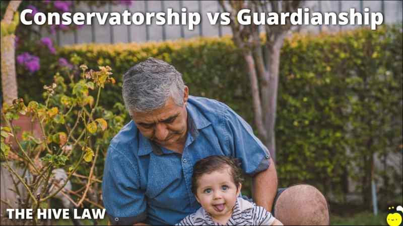 Conservatorship vs Guardianship - Guardianship vs Conservatorship - Conservator Definition - What Is Guardianship - Guardianship and Conservatorship