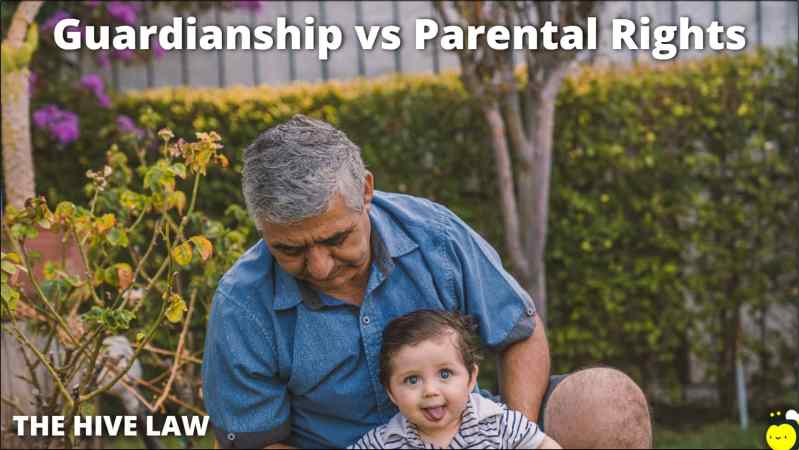Guardianship vs Parental Rights - Difference Between Custody And Guardianship - Guardianship Vs. Parental Rights - Guardianship Versus Custody