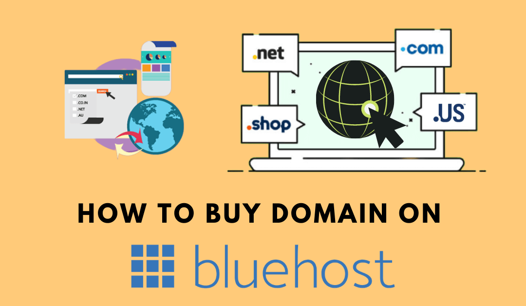 How to Buy a Domain on Bluehost