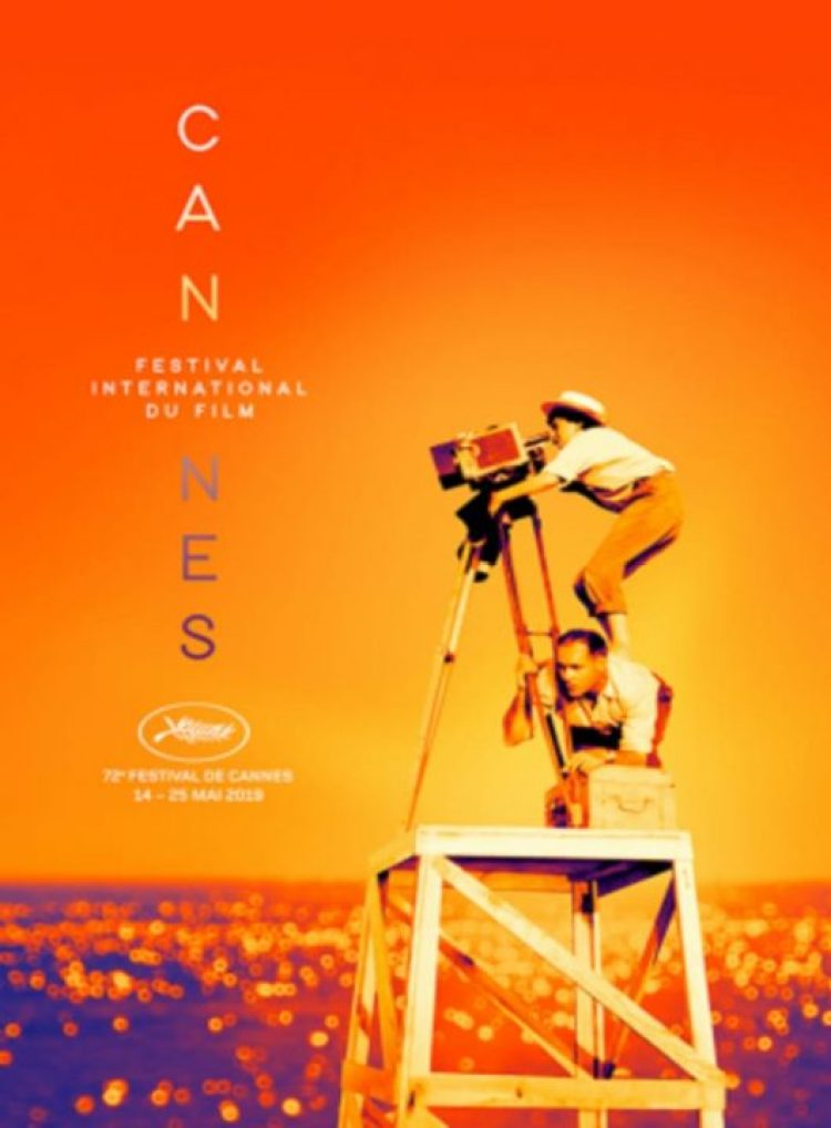 Cannes film festival 2019 official poster