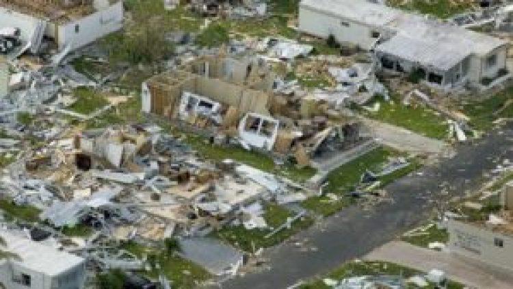 Hurricane dorian after effects