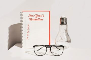 New year resolution cover