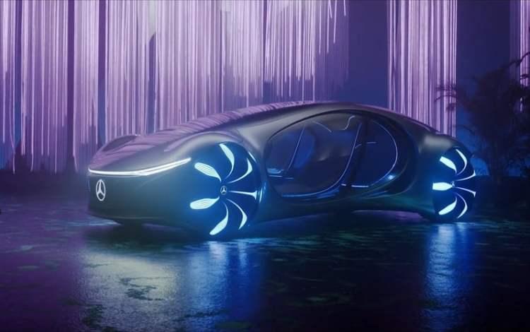 Benz vision avtr