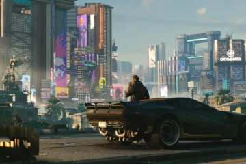 Best game cyberpunk 2077 cover