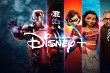 Disney+ cover