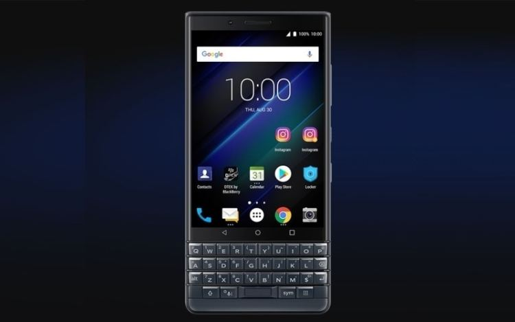 BlackBerry 5G