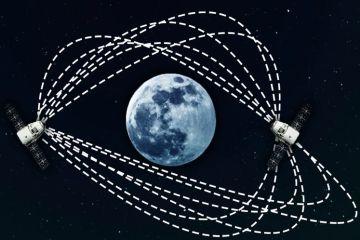 Internet on the moon