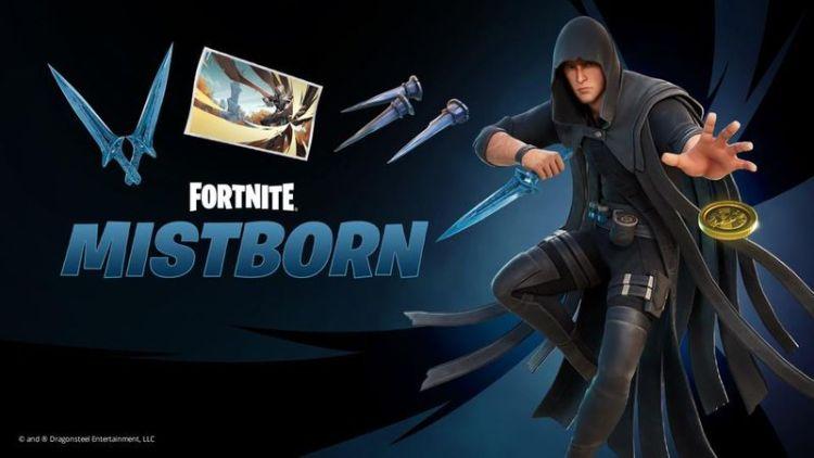 Fortnite Mistborn