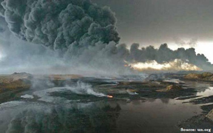 Environmental Exploitation