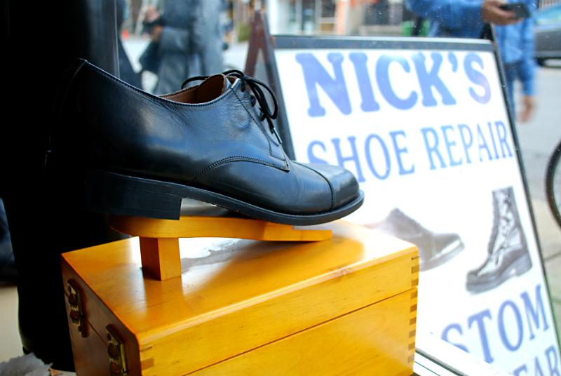 repair shoe near me