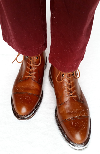 fb293ba9d76 The winter boot conundrum | The Hogtown Rake