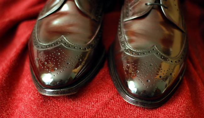 5b979550b7a1b9 How I wear and care for my shoes | The Hogtown Rake
