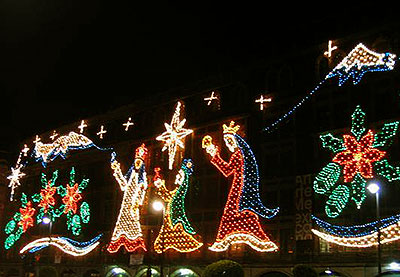 christmas lights in mexico