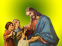 Jessus blessings on kids