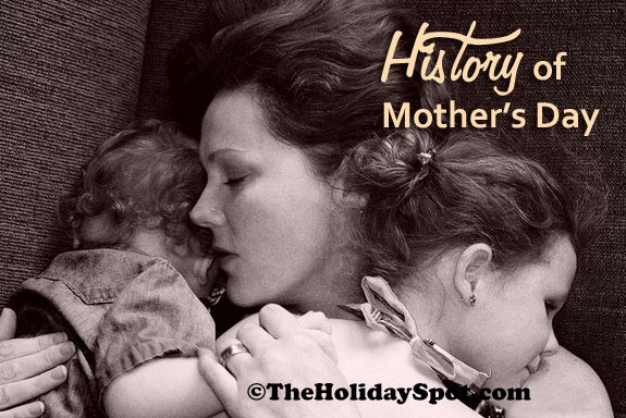 mothers day history
