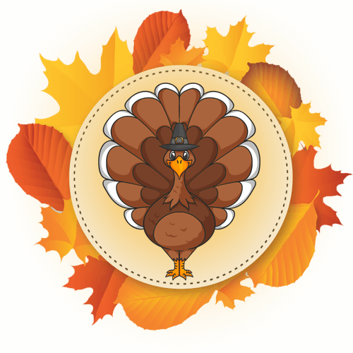 Happy Thanksgiving Animated Wishes Animated Greetings