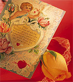 Valentine's day greeting card