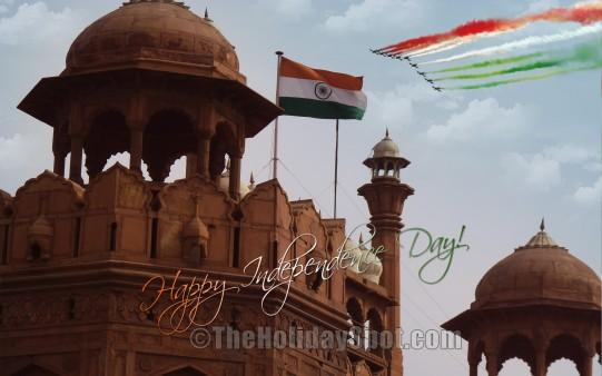Guru Nanak Hd Wallpaper Red Fort On 15th August Wallpapers From Theholidayspot