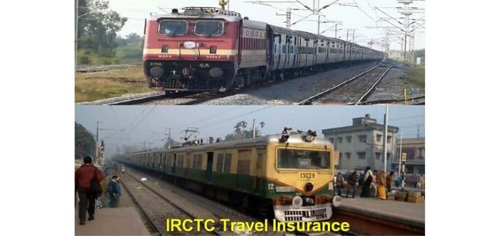 IRCTC travel insurance policy   How to update nomination and get a certificate
