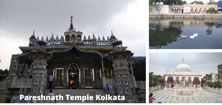 Pareshnath temple kolkata