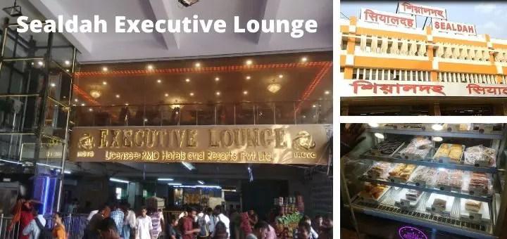 Sealdah Executive Lounge