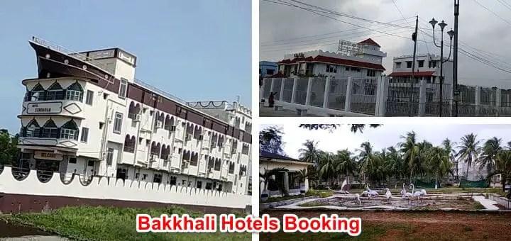 25 Cheap hotels in Bakkhali sea beach